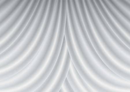 Silver curtain wall texture abstract background vector illustration