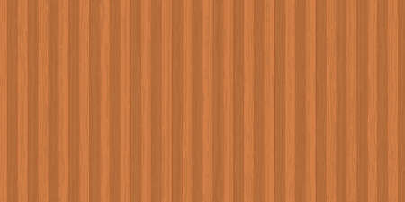 Natural brown wooden plank texture abstract background vector illustration Illustration