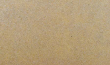 paper sheet: brown paper sheet.