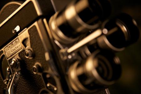 winder: Vintage 8mm Film Camera