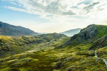 welsh: Snowdonia