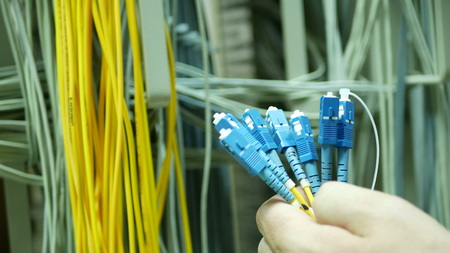 Communication engineer restores systems