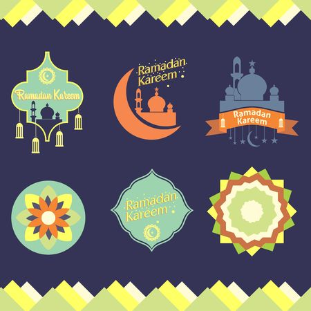 Ramadhan Kareem Background Vector