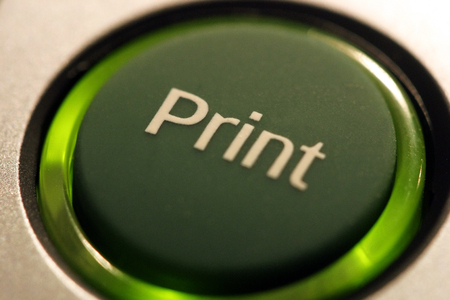Press here to print. Stock Photo