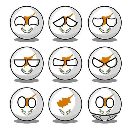 cyprus countryball