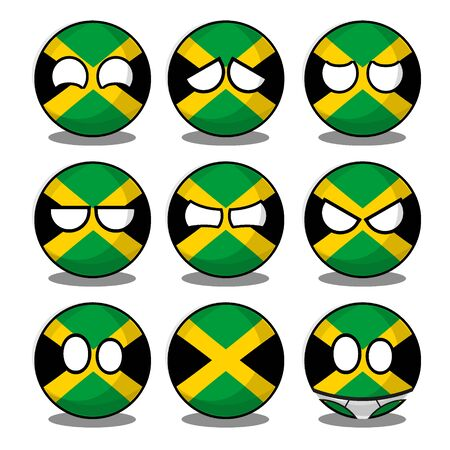 jamaica countryball