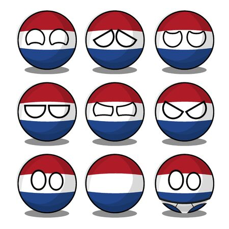 netherlands countryball