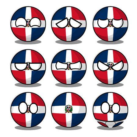 republic dominica countryball