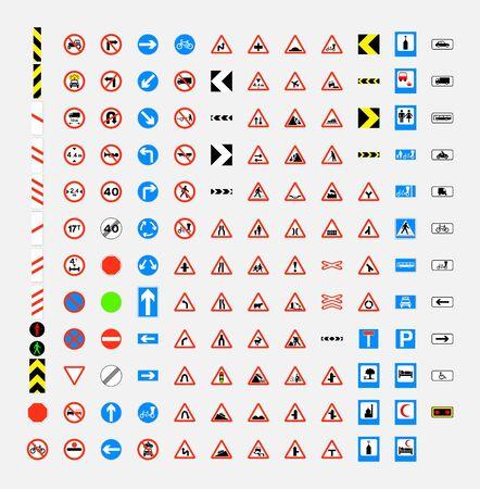 bangladesh road traffic sign symbol