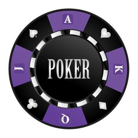 Casino Chip Poker Playing Game Cards Token