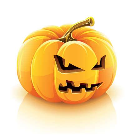Happy Halloween Party Illustration Ideas