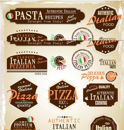 Pizza Food Graphic Design Illustration Vecteurs