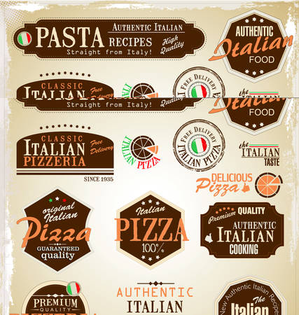 Pizza Food Graphic Design Illustration Illustration