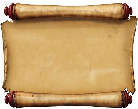 Old Manuscript.  Foto de archivo