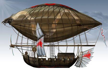 Fantastic zeppelin