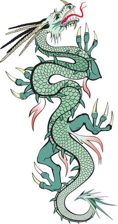 l�zard: Dragon Oriental