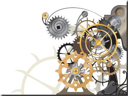 gearshift: Mechanism new