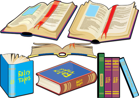 Books Stock Vector - 4736781