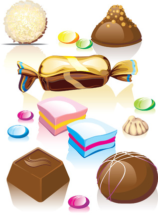candy Stock Vector - 5024107