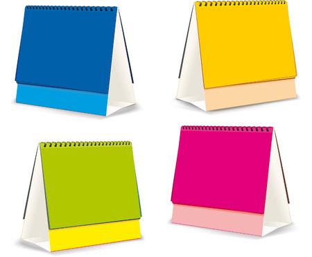 blanks for Desktop calendars Stock Vector - 6764915