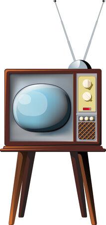 old tv: Old TV