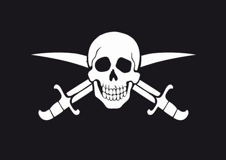 roger: Jolly Roger Black