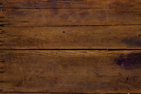 positioned: Very cracked old wooden background is positioned horizontally Stock Photo