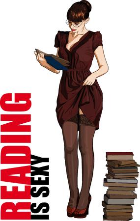 La lectura es sexy