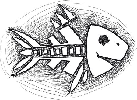 Black Fish Bone.