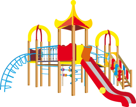 A child playground illustration.