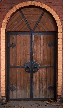 kasteeldeur