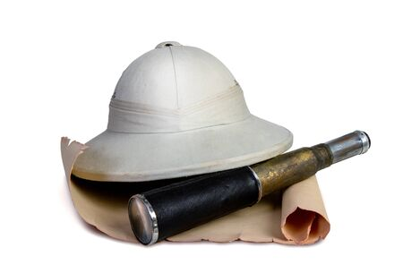 tropical traveler hat