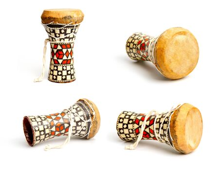 african drums set
