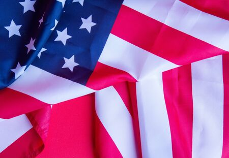 cueve us flag Фото со стока