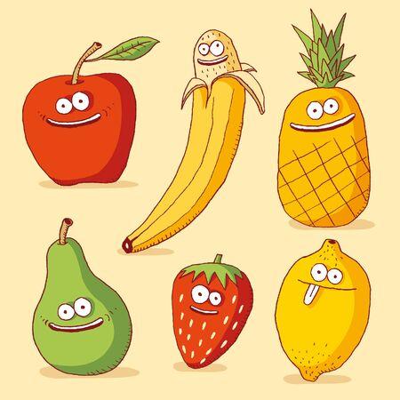 poires: Fruits dr�les