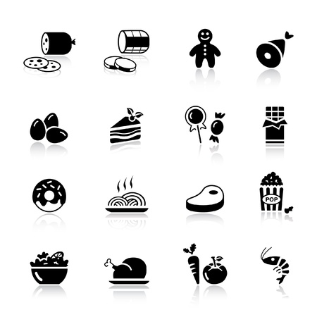 basics: Basic - Food Icons