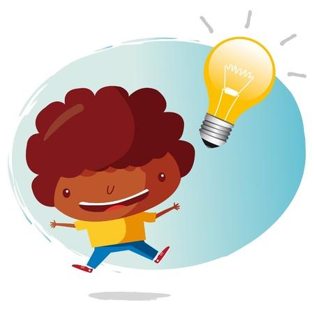 enlightenment: big idea Illustration