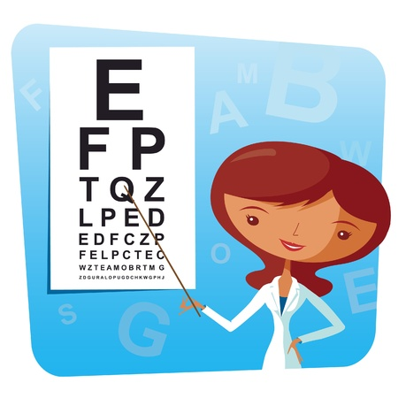 optician: eye doctor