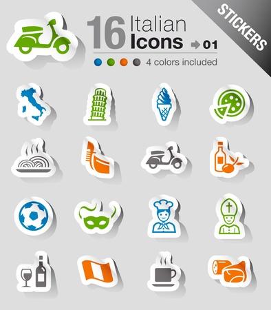 venice: Stickers - Italian Icons