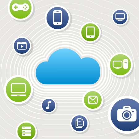 3g: Cloud computing Illustration