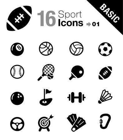 voleibol: Iconos del deporte - B�sicos