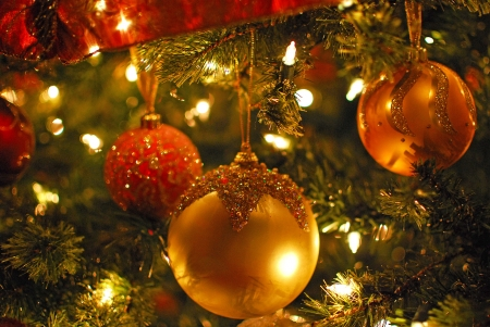 An image of a Christmas Tree ornament