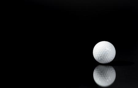 A solo ball photo
