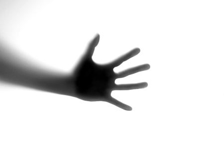shape silhouette: Hand Outline