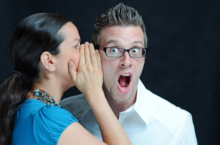 Shocking News Stock Photo - 15234412