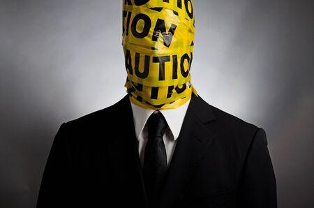 bad feeling: Caution Head