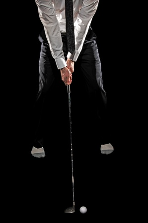 Office Golf Stock Photo - 16975348