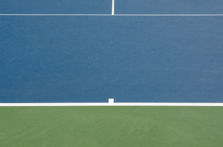 Tennis Court Stok Fotoğraf