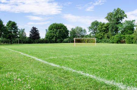 soccer pitch: Soccer Field