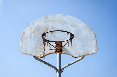 nba: Old Basketball Net